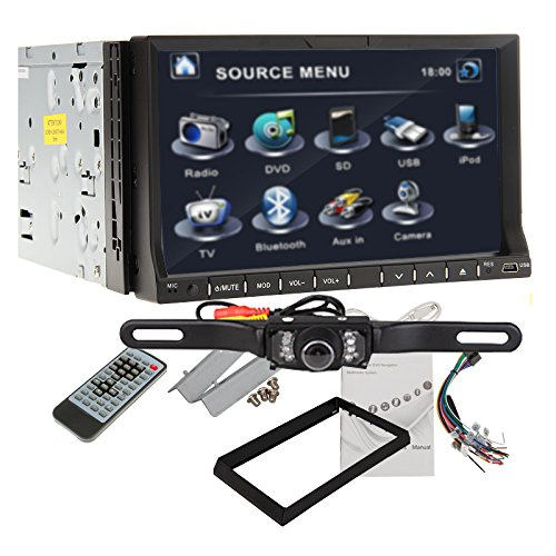 Ouku-Free-Camera-Included-7-2-Din-TFT-Touch-Screen-In-dash-Car-DVD-Player-with-Ipod-inputrdsatv-Best-Seller
