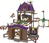 KNEX Nintendo Super Mario 3D Land Ghost House Building Set