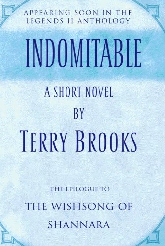 Indomitable [Shannara Series] (2003) 32k - Terry Brooks