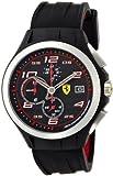 [スクーデリア フェラーリ ウォッチ]Scuderia Ferrari Watch Lap Time 0830015 メンズ 【正規輸入品】