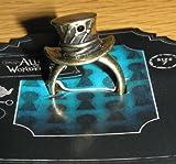 Alice in Wonderland Hatter Ring