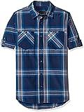 Akademiks Mens Mercer Woven Shirt