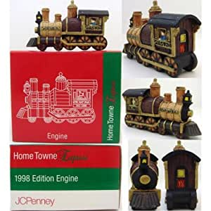 JC Penny Home Towne Express Train - 1998 Edition (Steam Engine)