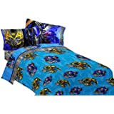 Transformers Alien Machine Sheet Set, Twin