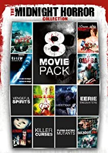 8-Movie Pack Midnight Horror Collection V.1