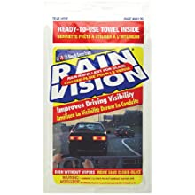 Blue Magic NA125 Rain Vision Towelette - Single Pack