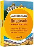 Audiotrainer Russisch Basiswortschatz, 2 Audio-CDs