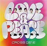 Love & Peace/sHi-tai!(初回限定盤A)(DVD付)