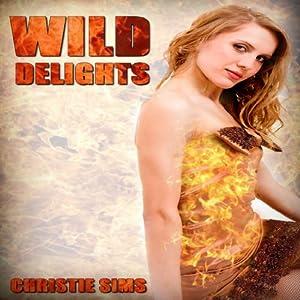 Wild Delights (Orc Multiple Erotica) Audiobook