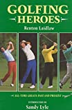 img - for Golfing Heroes book / textbook / text book