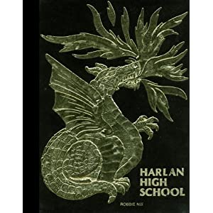 (Reprint) 1986 Yearbook: Harlan High School, Harlan, Kentucky Harlan High School 1986 Yearbook Staff