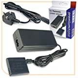 PremiumDigital Panasonic Lumix DMC-FS62 Replacement AC Power Adapter