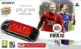 echange, troc Console PSP 3000 noire + Fifa 10