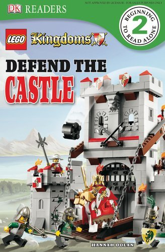 LEGO® Kingdoms Defend the Castle (DK READERS) Amazon.com