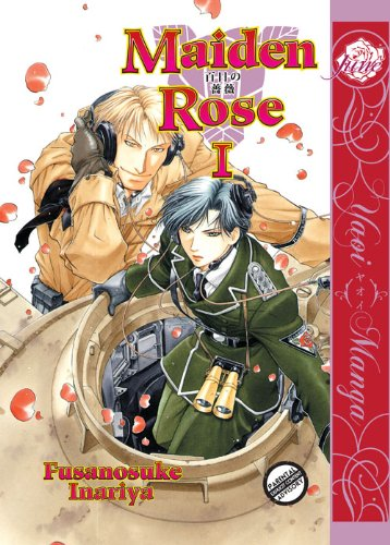 Maiden Rose Vol. 1 (Yaoi Manga)