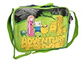 Childrens Cartoon Network Adventure Time School Lunch Bag and Bottle