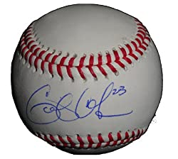 Gerritt Cole Autographed ROLB Baseball, Pittsburgh Pirates, Proof Photo