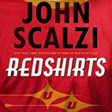 Redshirts: A Novel with Three Codas (       UNABRIDGED) by John Scalzi Narrated by Wil Wheaton