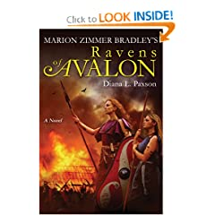 Marion Zimmer Bradley's Ravens of Avalon by Diana L. Paxson and Marion Zimmer Bradley
