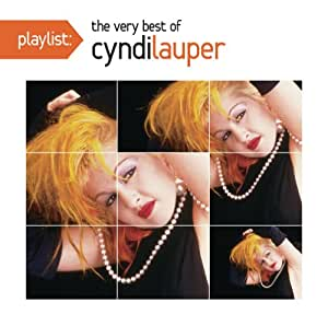 Shindhi RoPa - PLAYLIST: THE VERY BEST OF CYNDI LAUPER(CD-EXTRA