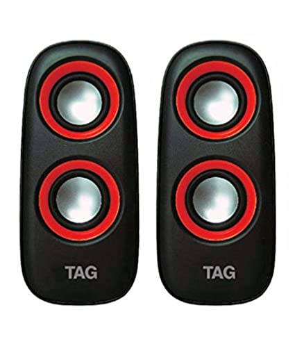 TAG DP-200 Multimedia 2.0 Speaker