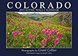Colorado 2015 Scenic Wall Calendar