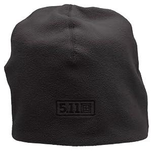 5.11 Tactical #89250 Watch Fleece Cap (Black, Small/Medium)