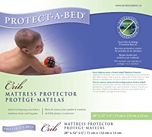 Protect-A-Bed Crib Mattress Protector