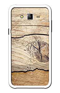Samsung Galaxy J7 Cover, Premium Quality Designer Printed 2D Transparent Lightweight Slim Matte Finish Hard Case Back Cover for Samsung Galaxy J7 by KanvasCases