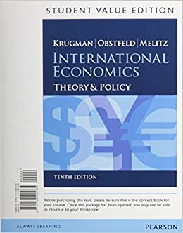 international economics theory and policy solution Download all chapters of solution manual for international economics theory and policy 10th edition by krugman.