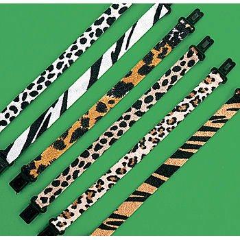 Animal Print Bracelet - 1