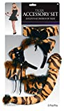 Adult Costume Accessory Kit - Tiger