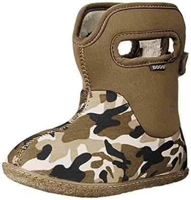 Amazon.com: Bogs Toddler Classic Camo Winter Snow Boot: Shoes