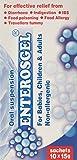 Enterosgel 15 g Toxin Bind Gelclean Gut Sachets Pack of 10