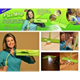 Bending Flex Mop & Duster Kit Floor Cleaner with Lightby FLEXMOP