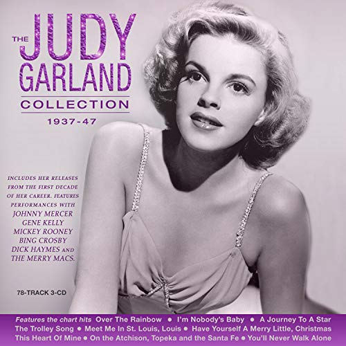 CD : JUDY GARLAND - Collection 1937-47 (3 Discos)