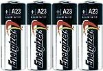 Energizer A23 Battery, 12 Volt - 4 Ba...