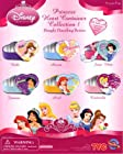 Disney Princess Heart Containers Capsule Toys Set of 6