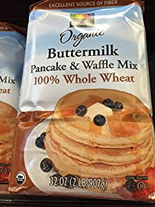 Amazon.com : 365 Everyday Value Organic Buttermilk Pancake ...