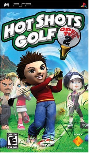 Hot Shots Golf: Open Tee 2 (PSP)