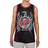 Slayer - Eagle Basketball Jersey