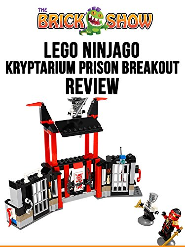 LEGO Ninjago Kryptarium Prison Breakout Review (70591)