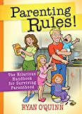 img - for Parenting Rules!: The Hilarious Handbook for Surviving Parenthood book / textbook / text book