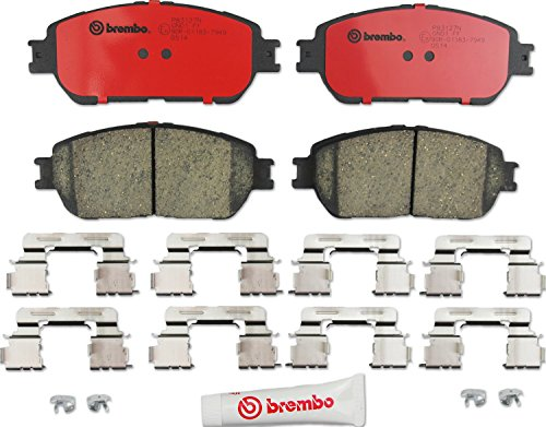 Brembo P83127N Front Disc Brake Pad (Brembo Brake Pads compare prices)