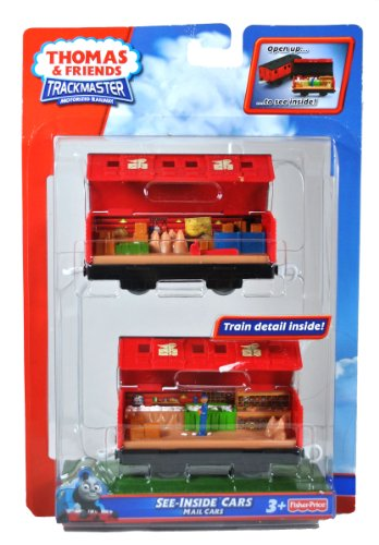 Fisher Price Year 2010 Thomas and Friends Trackmaster