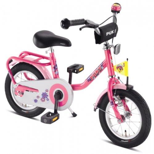 Puky-Kinder-Fahrrad-Z2-mit-Stahl-Rahmen-Farbe-lovely-pink-Art-Nr-4102