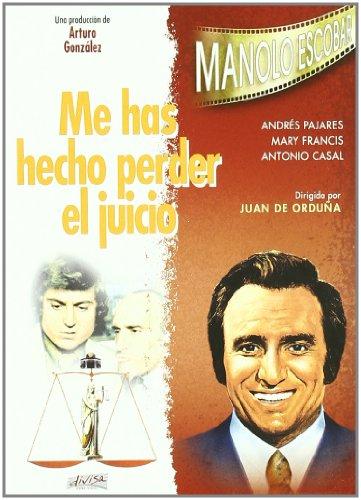 Me Has Hecho Perder El Juicio (Dvd Import) (2002) Manolo Escobar; Andres Pajar