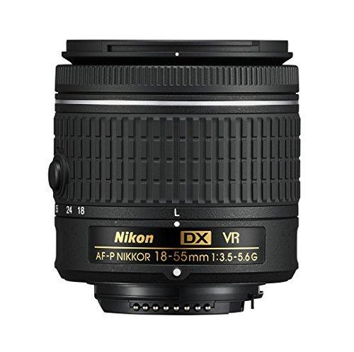 Nikon 18-55mm f/3.5 - 5.6G VR AF-P DX ...