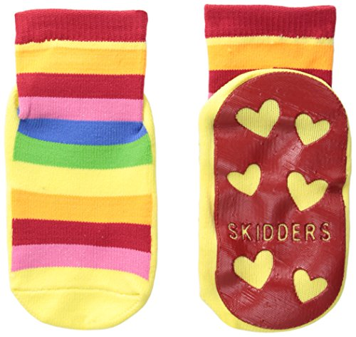 Skidders Baby-Girls Infant Bright Stripes, Assorted, 24 Months front-1022104