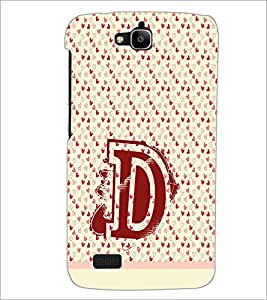 Printdhaba Grandbet D D-1504 Back Case Cover For Huawei Honor Holly